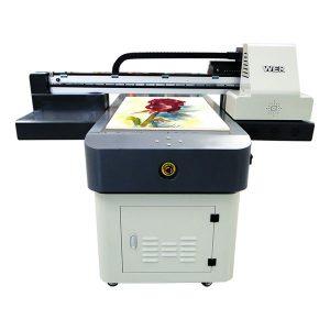 最優惠的價格6090格式uv平板打印機a2數碼手機殼打印機