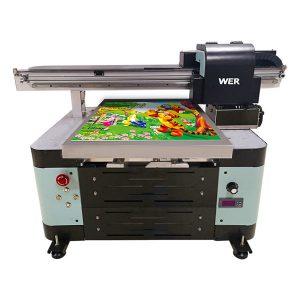 工業a2 dx5頭uv數字平板uv平板打印機大幅面