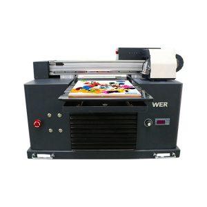 a3尺寸全自動4色dx5打印機頭迷你uv打印機dtg uv flatbe