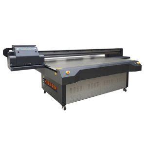 2.5米* 1.3米高清ricoh gen 5數字uv平板玻璃打印機