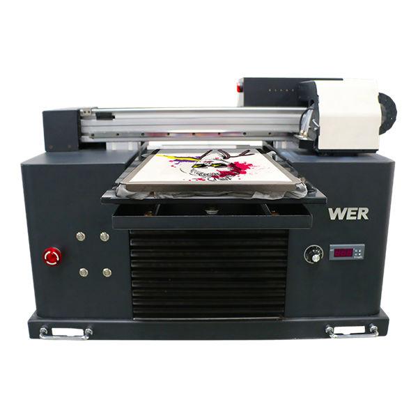 a3尺寸多色平板式T卹dtg打印機