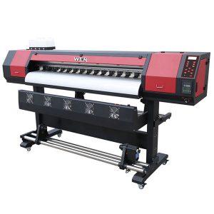 大幅面1.8米乙烯基dx5打印頭eco溶劑打印機