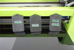 WER-EP6090UV黑色切割套圈印刷樣品