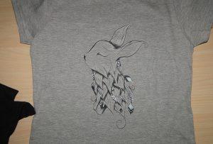 數碼紡織印花樣品3由A1數碼紡織印花機WER-EP6090T