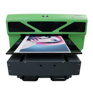 直接從工廠a2尺寸6色usb卡平板dtg打印機出售