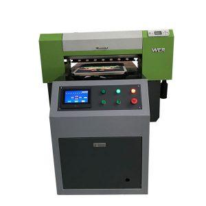 最暢銷的T卹紡織平板印花機亞克力服裝印花平板印花機